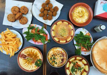 Hashem Restaurant in Down Town