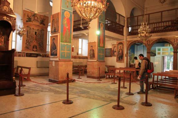 St George Church Madaba
