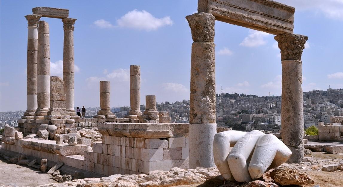 Day 2, Amman/ Ajlun/ Jerash/ Amman City Tour/ Amman picture