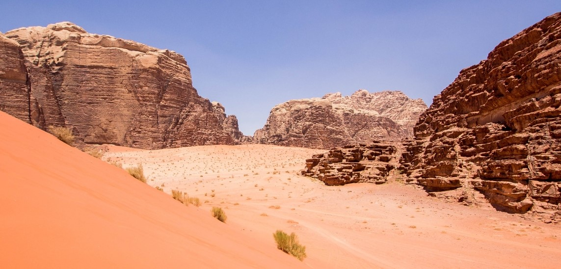 Day 6, Petra/ Beida/ Wadi Rum  picture