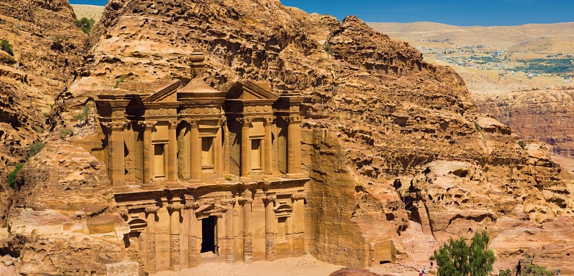 Day 1, Arrival/ Amman/ Petra picture