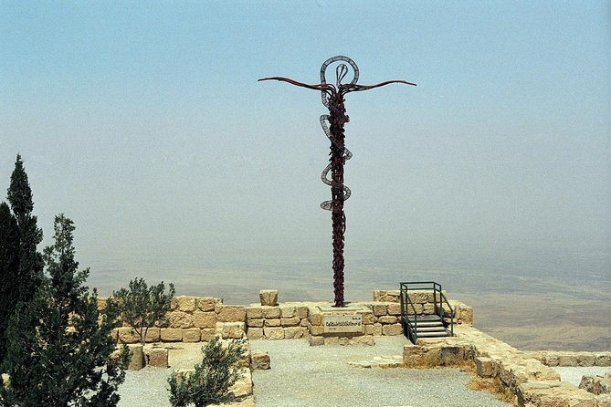 Cross at Mt. Nebo
