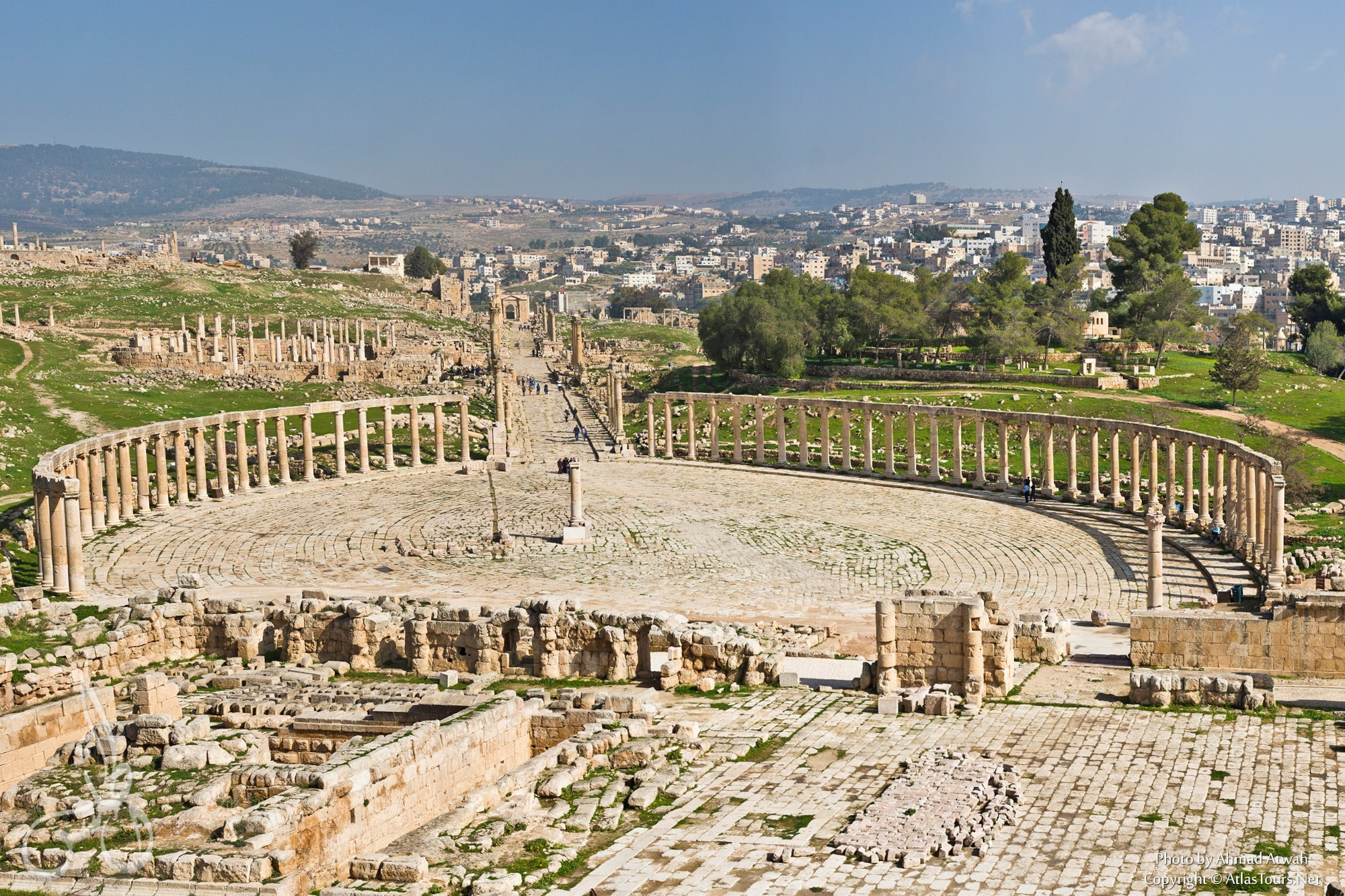 Day 2, Amman City Tour/ Jerash/ Amman picture