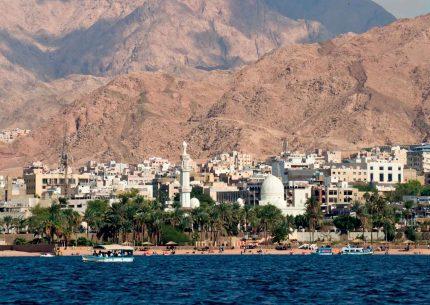 Aqaba old town