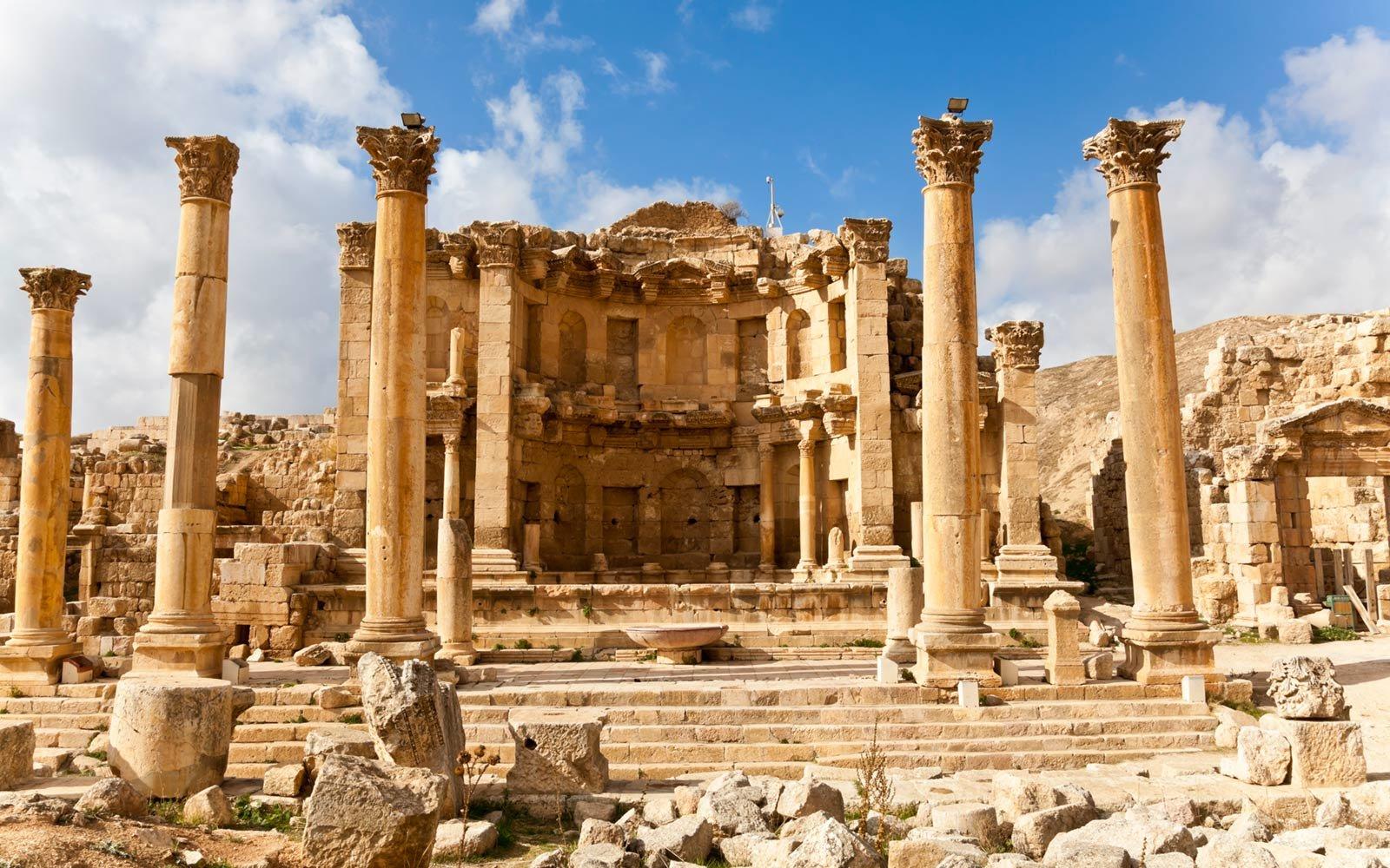 Day 2, Amman City Tour/ Jerash/ Dead Sea  picture