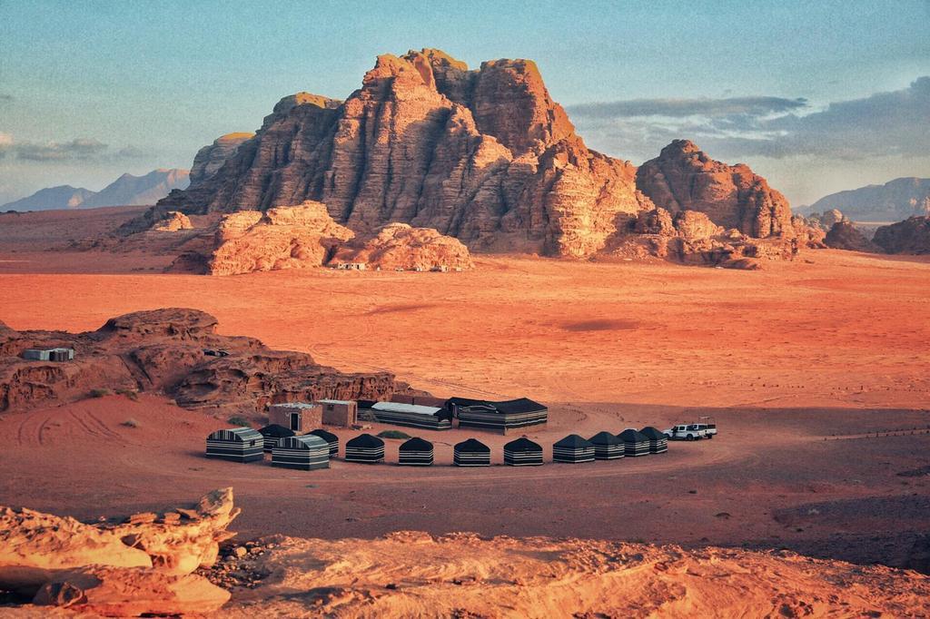 Day 7, Petra/ Beida/ Wadi Rum/ Aqaba picture