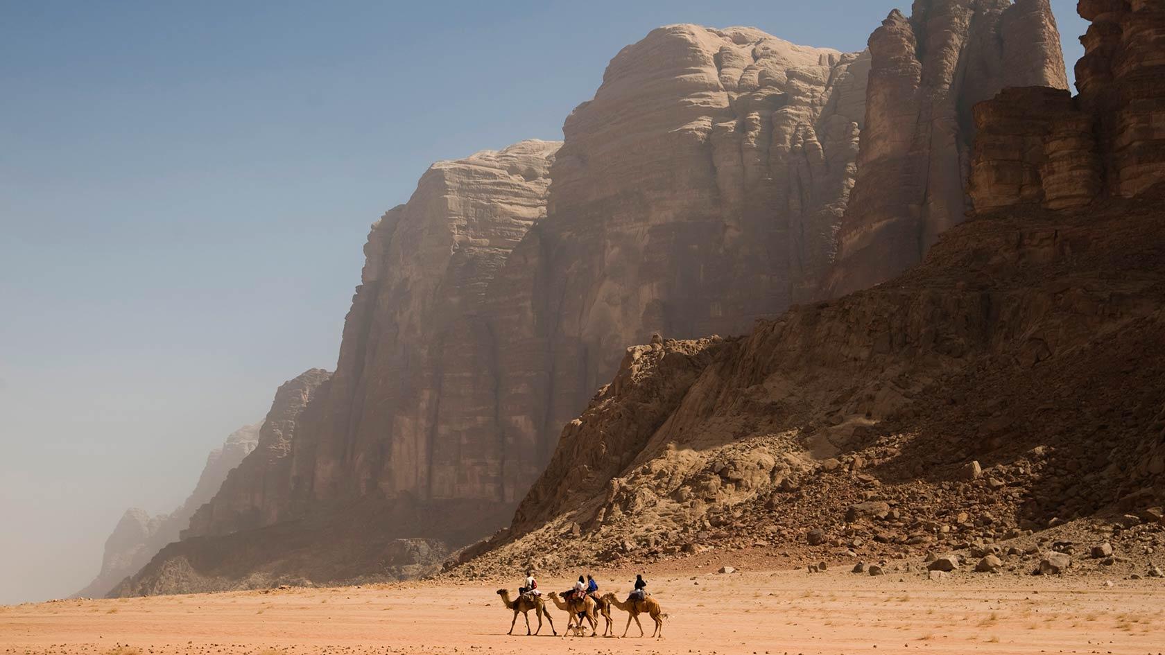 Day 5, Petra/ Beida/ Wadi Rum picture