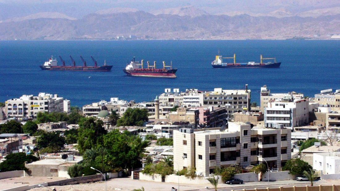 Aqaba ships