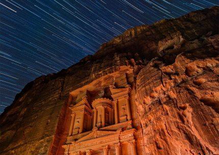 Petra stars