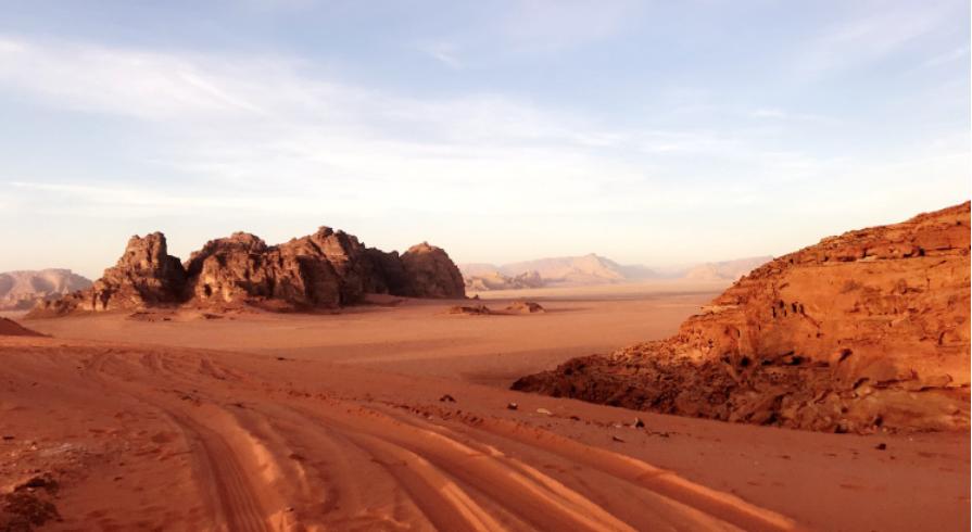 Day 4, Petra/ Wadi Rum/ Aqaba picture